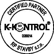 Certifikovaný partner K-KONTROL